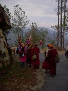 Tibet Marchers