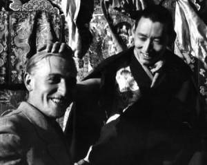 Lhasa, Regent und Beger